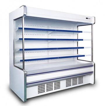 Expositor Refrigerado Aberto para Supermercado